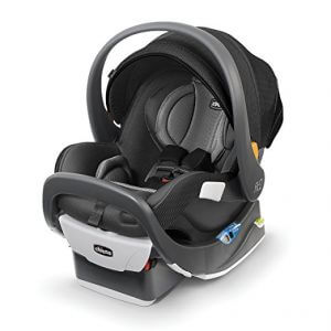 Chicco Fit2 2-Year Rear-Facing Infant and Toddler Auto Seat, best carseat for 1 year old