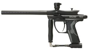 Spyder Fenix Electronic Paintball Marker, best paintball barrels for accuracy