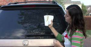 auto windshield cleaning with the best window cleaner for cars