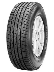 Michelin Defender LTX M-S best tires for trucks in the snow and rain, best light truck all weather tires