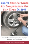 Top 10 Best Portable Air Pump for Car Tires in 2019 (Expert Review)