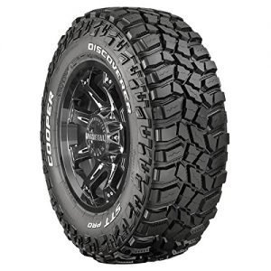 Cooper Discoverer STT Pro All-Terrain Radial Tire for traction, best all terrain tire for the money, best discount tires