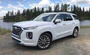 a set of the best all season tires for SUV on a Ford 2020 Hyundai Palisade