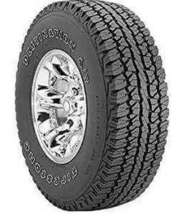 Firestone Destination tires, best all season truck tires