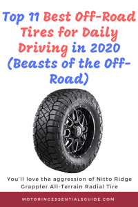 Review of the best off road tire for daily driving, best off road tires reviews