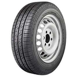 a highway tire made by Euzkadi Campera