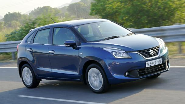 Maruti's Baleno Gets A Fuel -Efficiency CVT