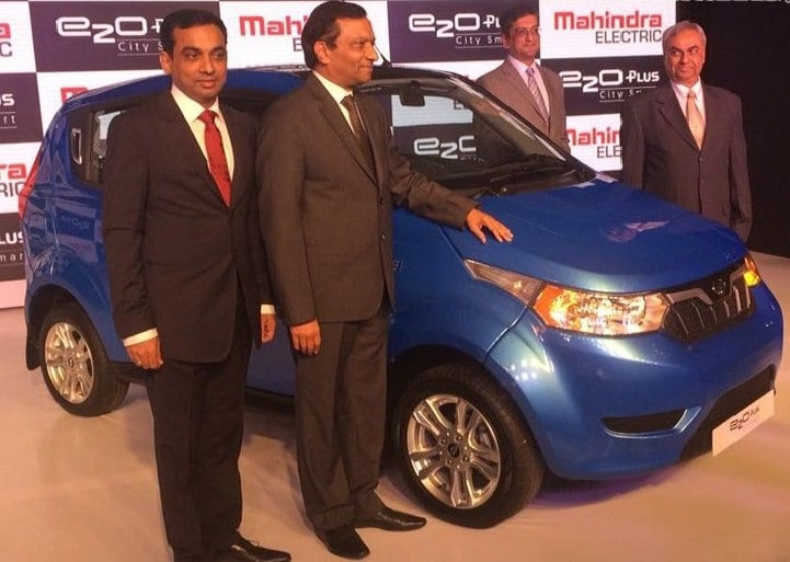 mahindra-e2o-electric-launch
