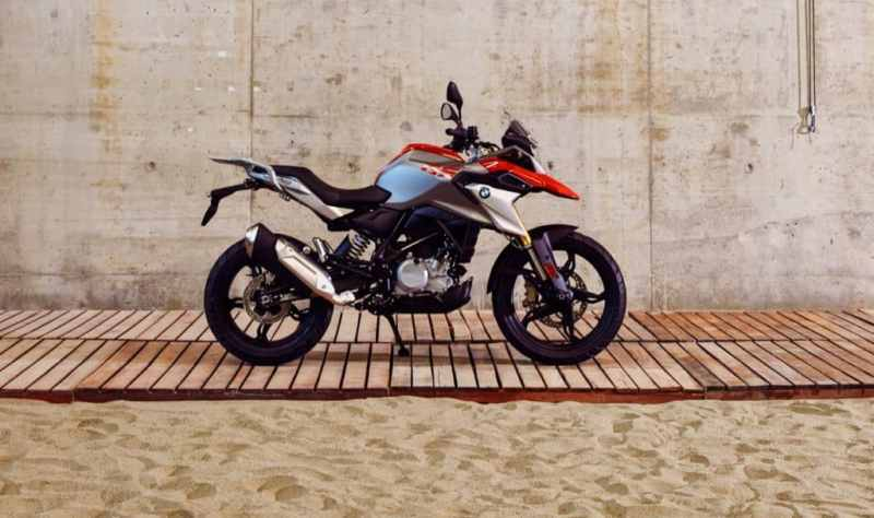 BMW-G310GS-Motorcyce-adventure