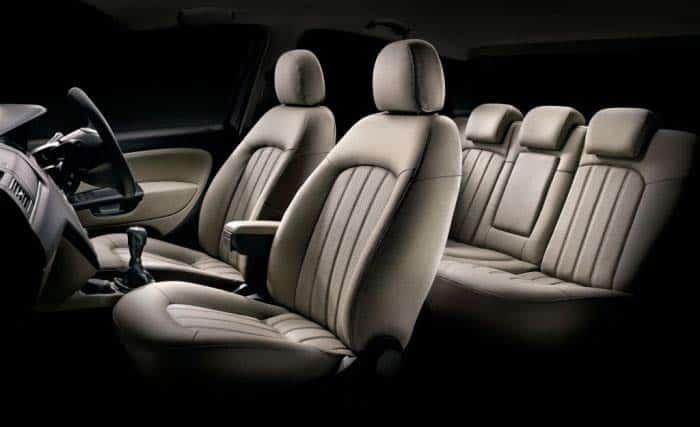 Fiat Linea Classic Interior