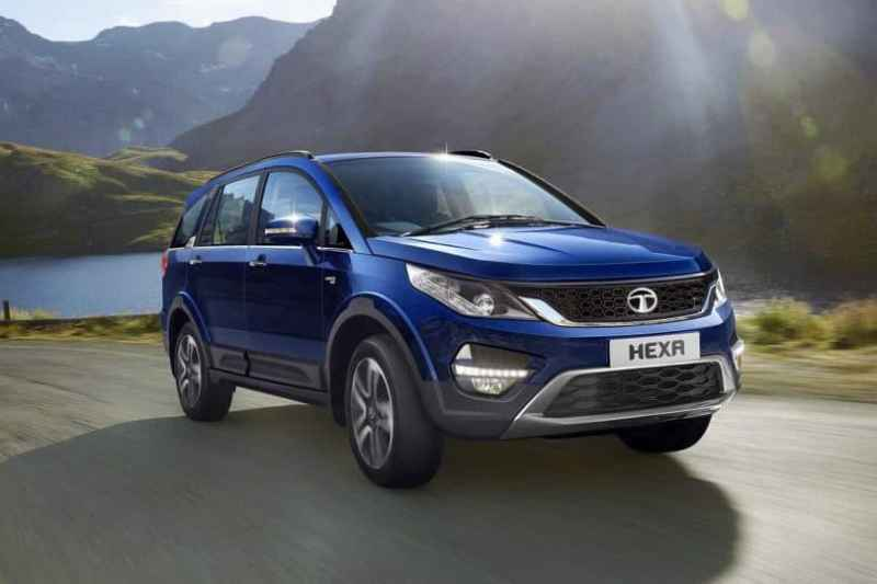 Tata Hexa Launching on 18th Jan 2017