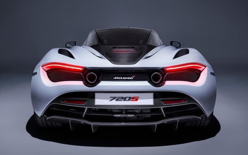 McLaren-720S-rear