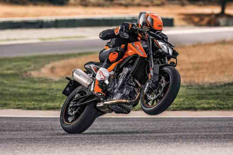 KTM 790 DUke Price on road