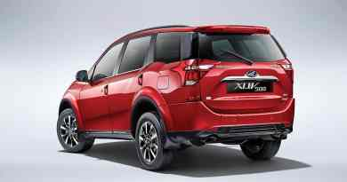 Mahindra XUV500 Facelift Launched