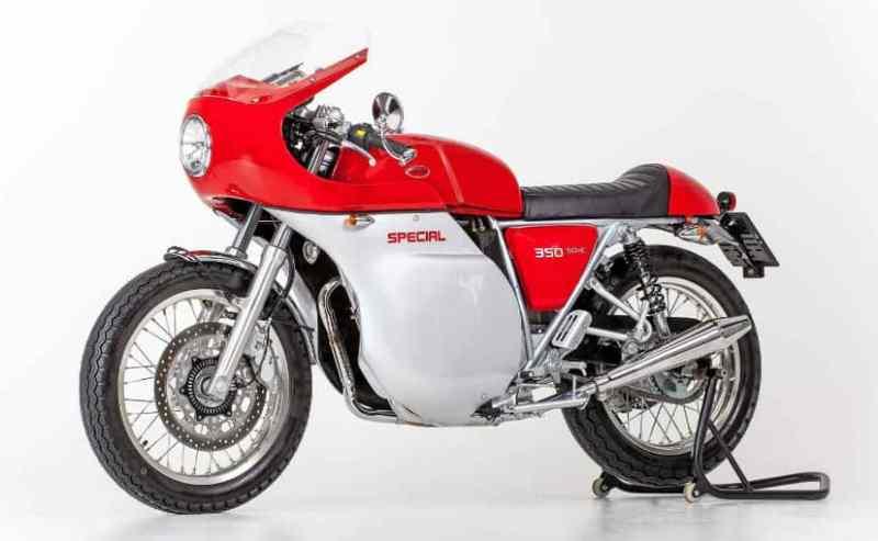 Jawa 350 Special motorcycle