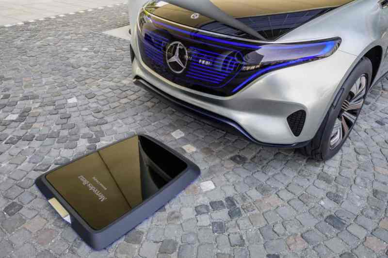 mercedes-benz wallbox fastcharger
