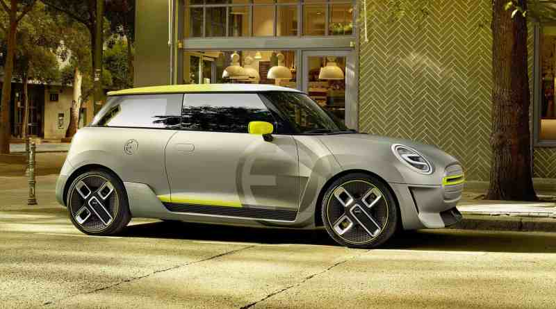 Mini Electric Production Designs Unveiled for the First Time