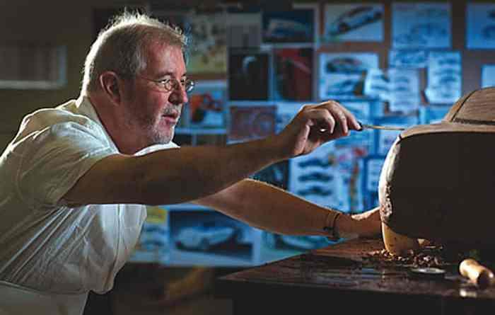 peter-stevens car designs mclaren