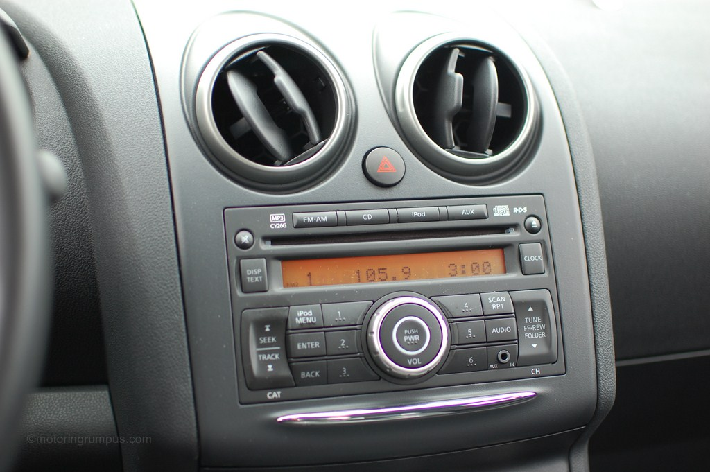 nissan rogue review motoring rumpus