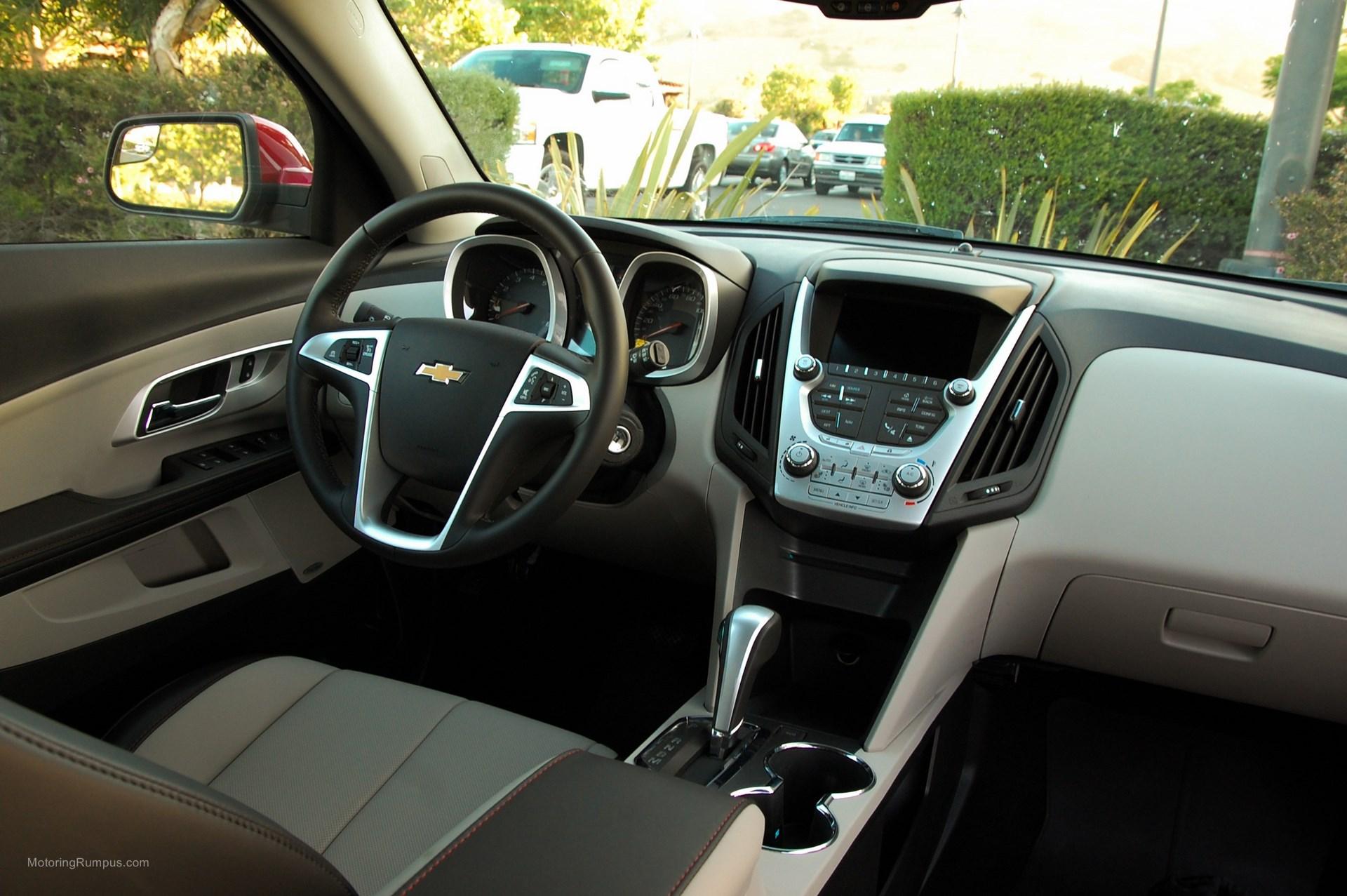 2014 Chevy Equinox Review - Motoring Rumpus