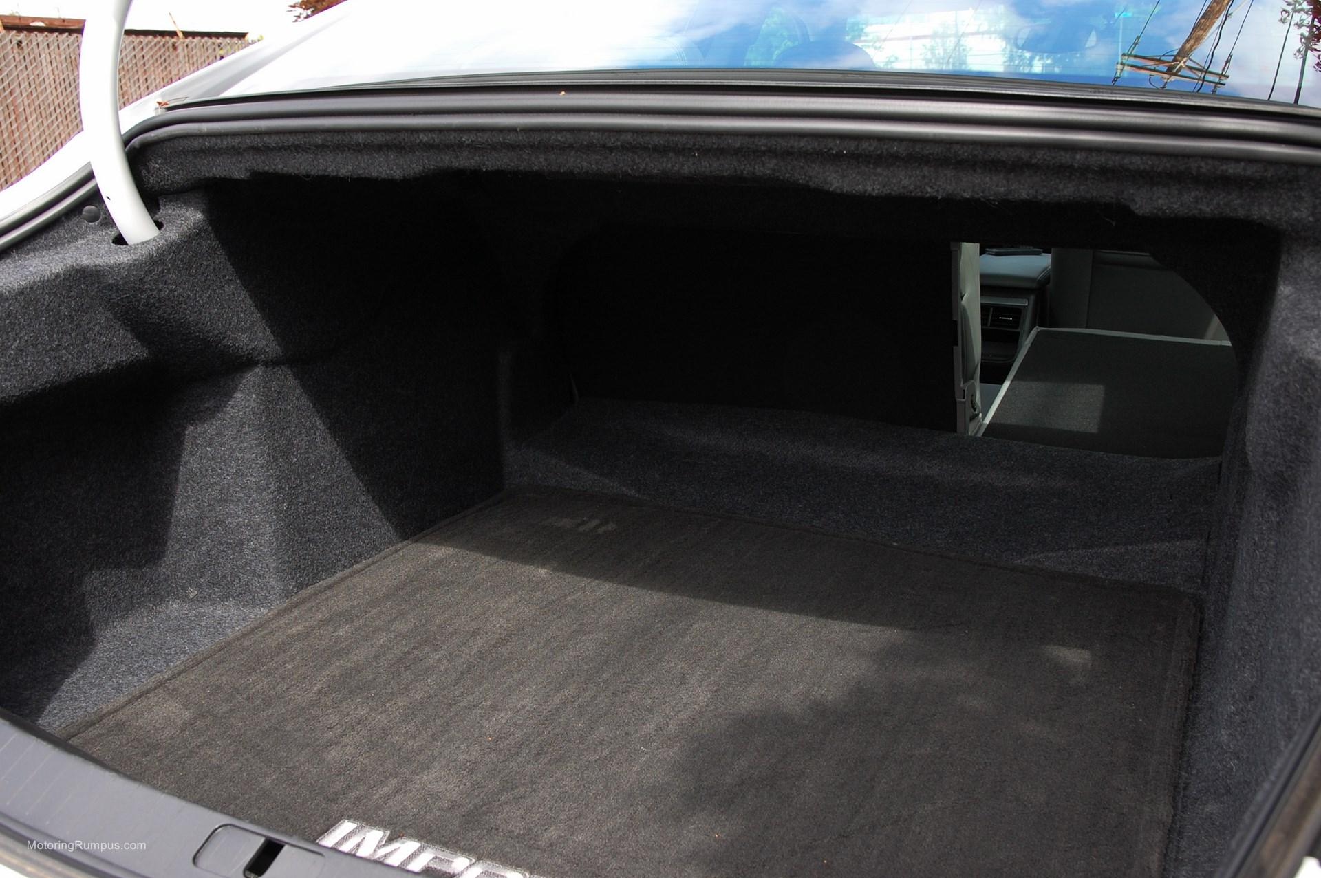 2014 Chevy Impala Review Motoring Rumpus