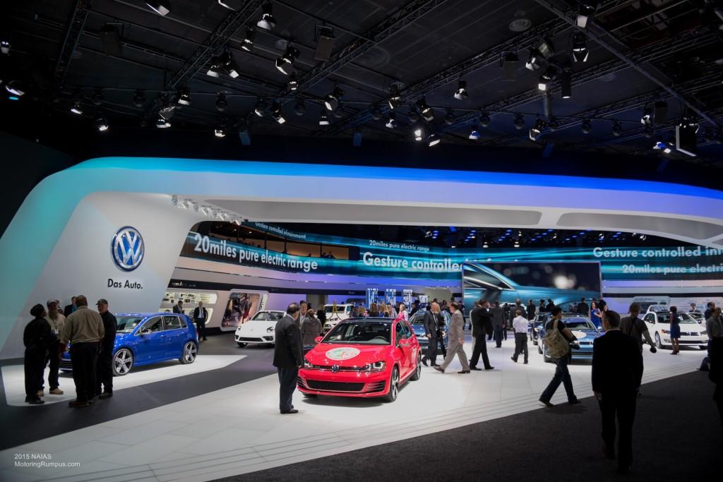 Naias 2015 Volkswagen Motoring Rumpus