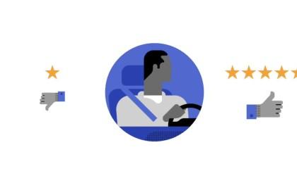 avaliação uber