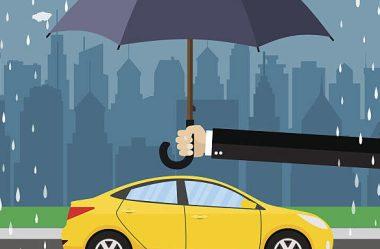 Trabalhar em dia de chuva é bom?