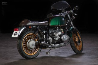 BMW R100RS Custom, The GranDream