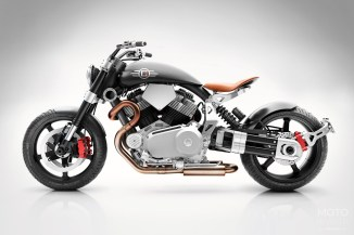 X132 Hellcat Speedster by Confederate Motorcycles 2