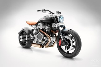 X132 Hellcat Speedster by Confederate Motorcycles 3