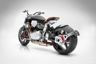 X132 Hellcat Speedster by Confederate Motorcycles 4