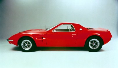 Ford Mustang Conceito Mach II 1967