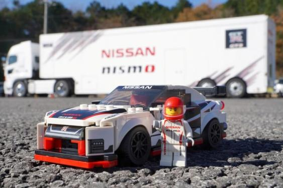 LEGO Speed Champions Nissan GT-R NISMO-5