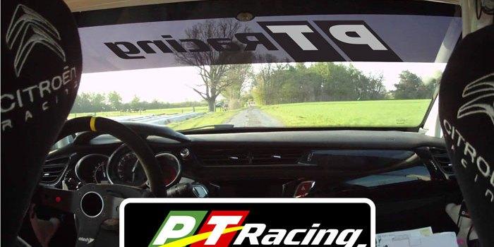 PT Racing em estreia nos Ralis Nacionais