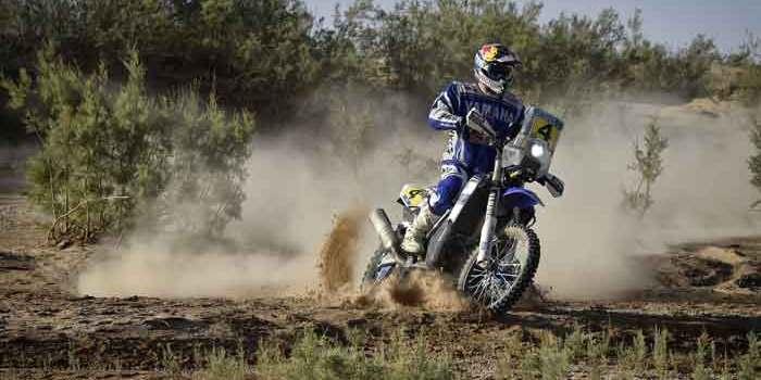 Hélder Rodrigues é 2º no Merzouga Rally