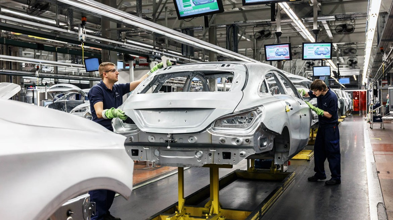 Mercedes-Benz Kecskemét, Ungarn: Produktion CLA Shooting BrakeMercedes-Benz Kecskemét