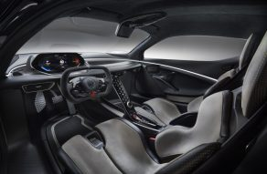 Lotus Evija Interior 2