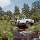 Volvo P220 Amazon Kombi 1965