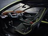 Der neue BMW 3.0 CSL Hommage – futuristisches Interieur.