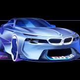 BMW 2002 Hommage (Werksfoto)