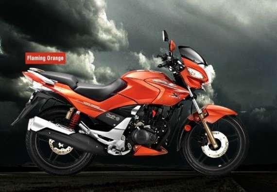 CBZ Xtreme Flaming orange