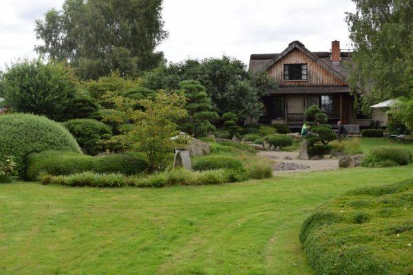 Roji-Garten in Bartschendorf im Havelland
