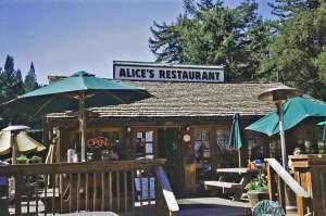 Alice's Restaurant in Woodside, CA