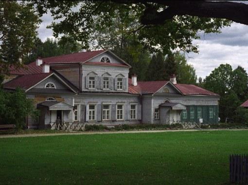 Bild vom Herrenhaus Künstlerkolonie Abramzewo