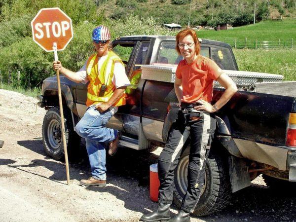 Tips für Solo Motorradfahrer: Baustellen einkalkulieren