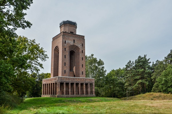 Bismarckturm Burg Spreewald