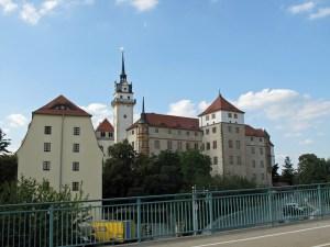 Schloss Hartenfels in Torgau an der Elbe