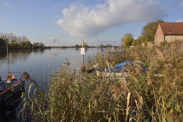Havellandschaft bei Pritzerbe