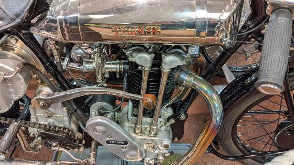 Triumph Motorrad von 1903